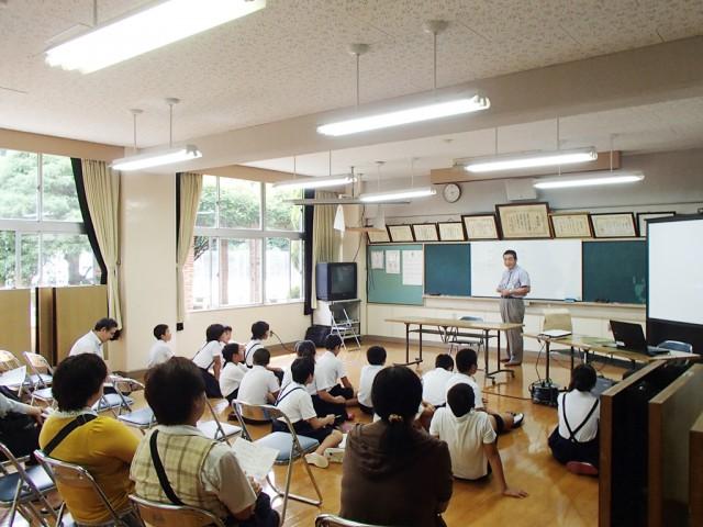イメージ:豊北LC『「薬物乱用ダメ。ゼッタイ。教室」を実施』(2013.9.6、10.11)(1)