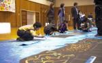 イメージ:松江LC『ろう学校の児童たちで原寸大のザトウクジラを描こう』(2013.11.20)(3)