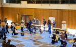イメージ:松江LC『ろう学校の児童たちで原寸大のザトウクジラを描こう』(2013.11.20)(4)