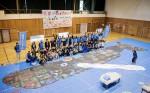 イメージ:松江LC『ろう学校の児童たちで原寸大のザトウクジラを描こう』(2013.11.20)(5)